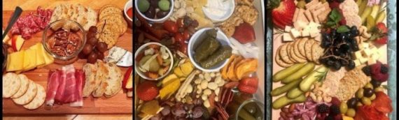Charcuterie Board Party & Fundraiser
